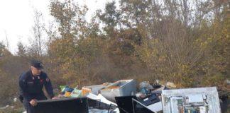 sequestro rifiuti Vinchiaturo
