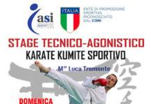 stage karate kumite sportivo