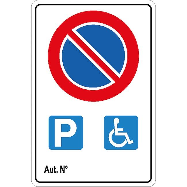 stallo sosta invalidi