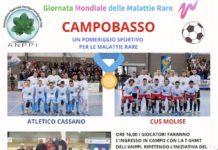 Giornata Mondiale delle Malattie Rare a Campobasso