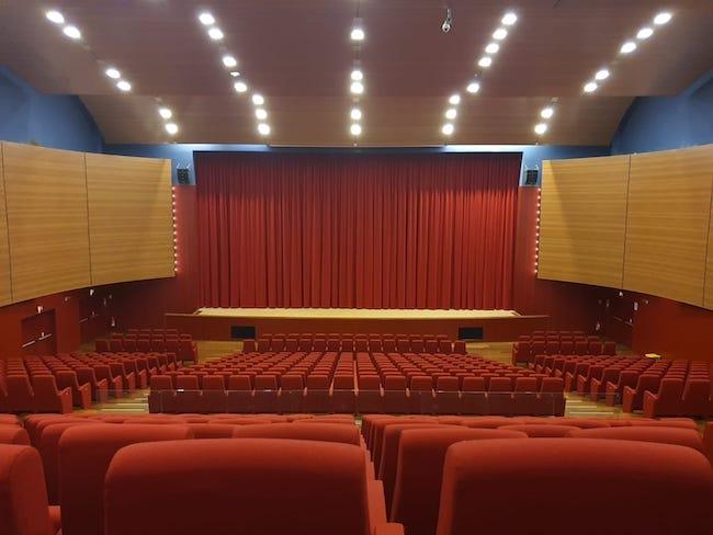 auditorium unità d'italia isernia