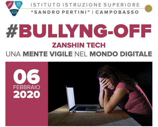 Bullismo e cyberbullismo, incontro all'Istituto Pertini