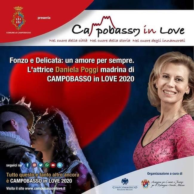 daniela poggi campobasso in love 2020