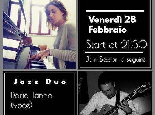 jazz duo 28 febbraio 2020