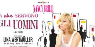 nancy brilli 2-3 marzo 2020
