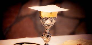 ostie altare calice