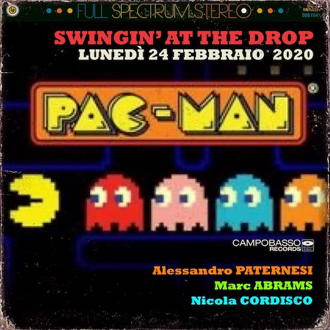 pac man band