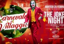 the joker night