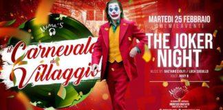 the joker night