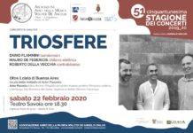triosfere 22 febbraio 2020