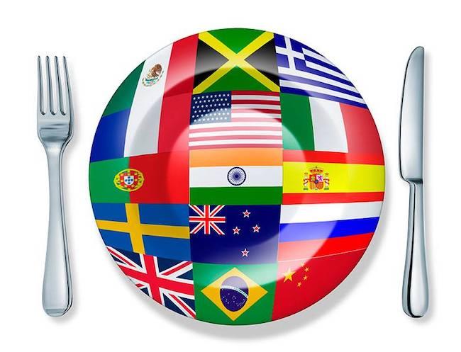 cena internazionale