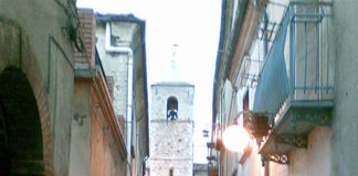 centro storico casacalenda
