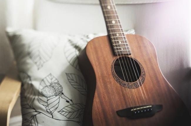 chitarra casa