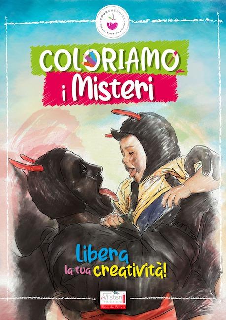 coloriamo i misteri