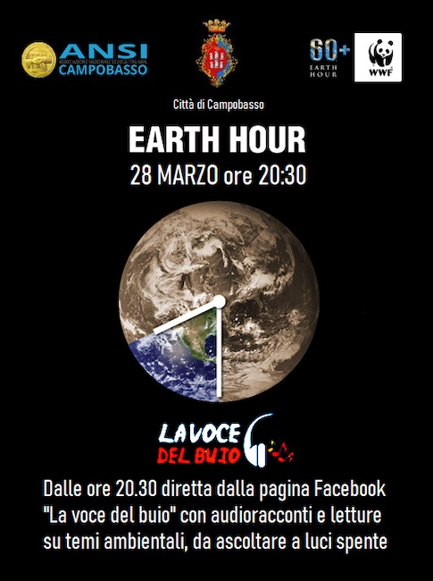 earth hour campobasso