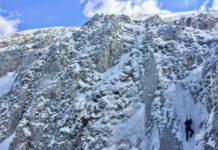 montagna climbing