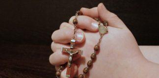 preghiera croce rosario