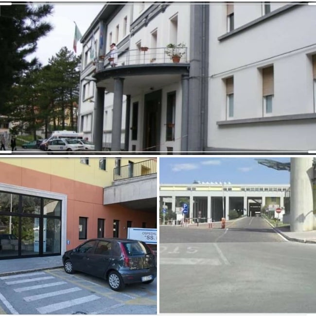 tre ospedali