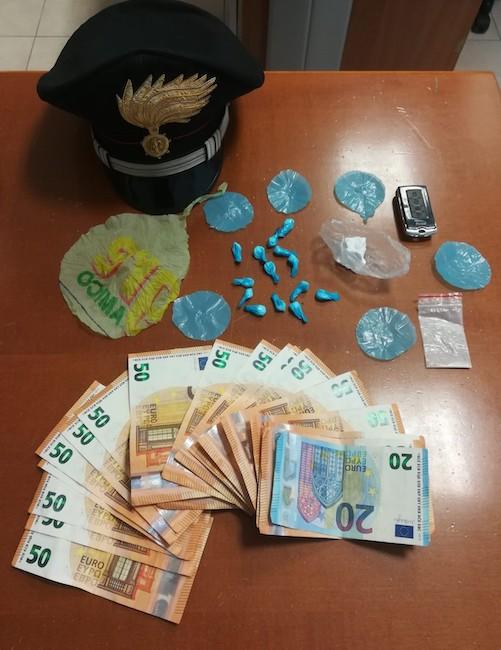 arresto per droga cc termoli