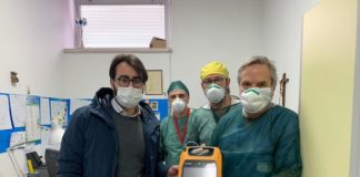 donazione defibrillatore