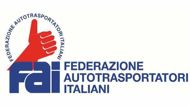 fai federazione autotrasportatori Italiani