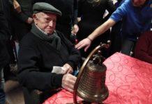 zi michele ingratta campana 100 anni