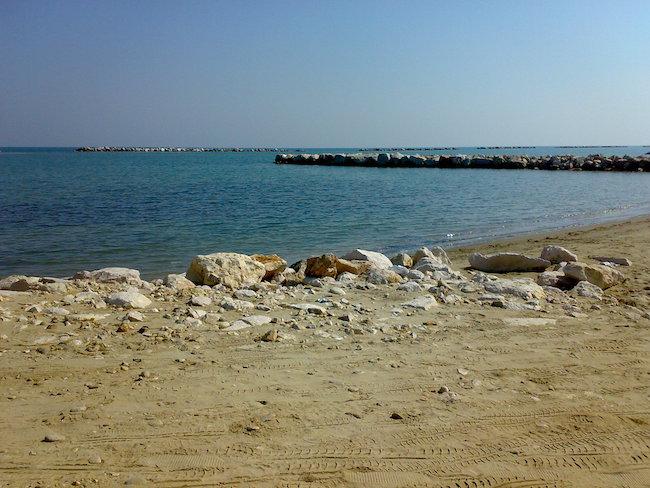 campomarino spiaggia