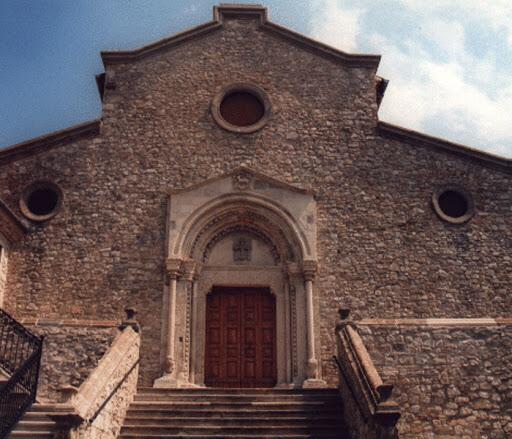 chiesa San Giuliano Martire San Giuliano di Puglia