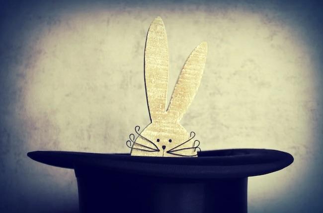cilindro coniglio