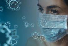 coronavirus mascherina