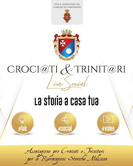 crociati trinitari locandina