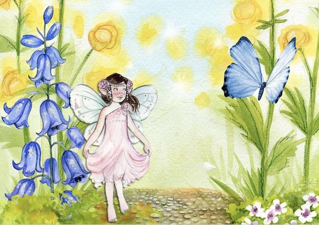 favola farfalla