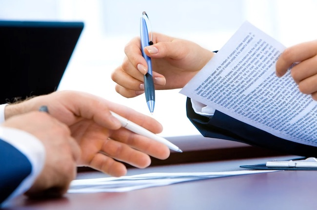 firmare accordo