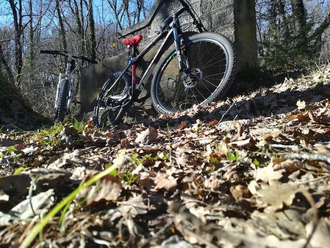 fontana bici ex ss86
