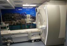foto tomografo risonanza magnetica cardarelli campobasso