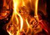 incendio fiamme