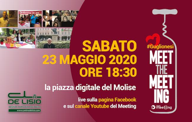 meet the meeting 23 maggio 2020
