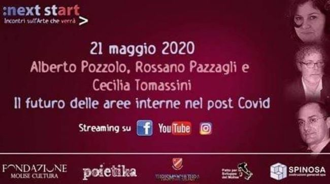 next start 21 maggio 2020