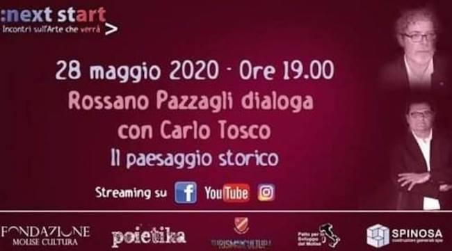 next start 28 maggio 2020