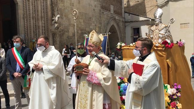 san pardo vescovo 2020