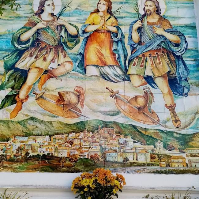 santi martiri