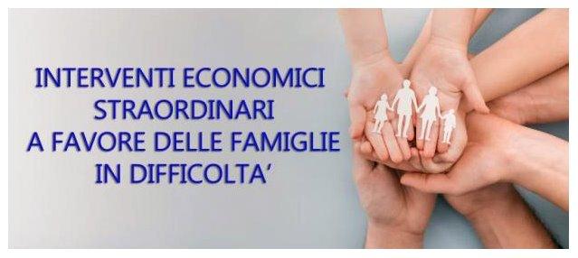 sostegno famiglie