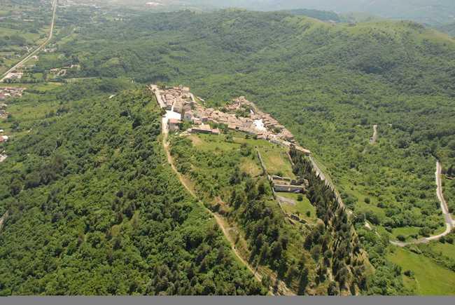 campobasso borgo medioevale civita di bojano