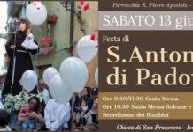 festa sant'antonio 13 giugno 2020