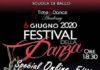 festival della danza online 6 giugno 2020