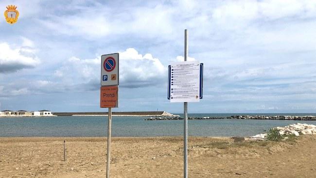 montenero spiaggia