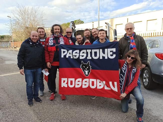 passione rossoblù