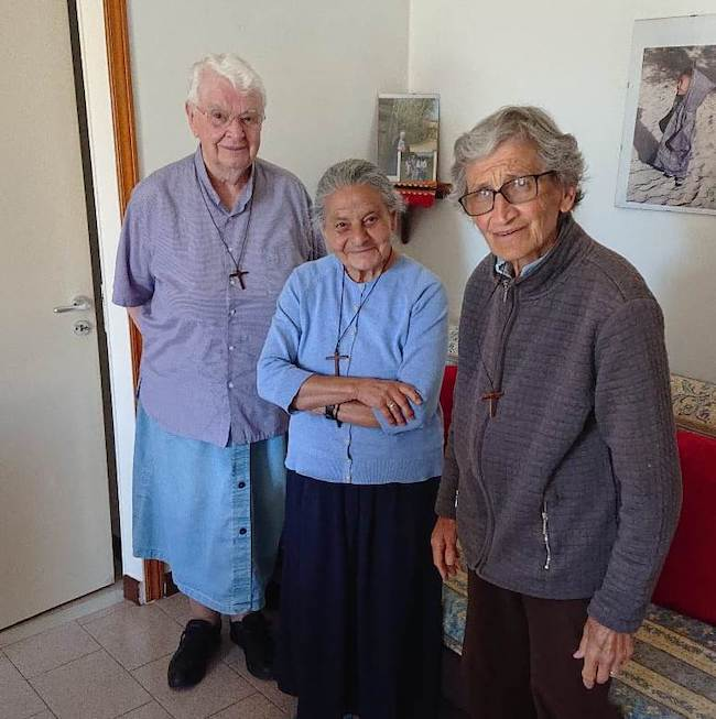 piccole sorelle di Gesù diocesi termoli-larino