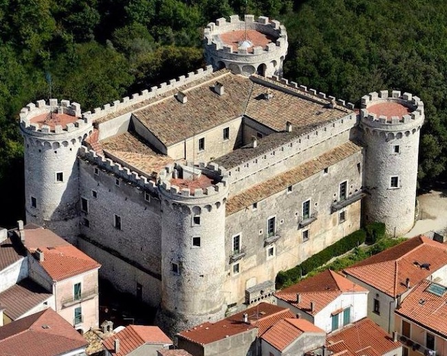 pignatelli castello