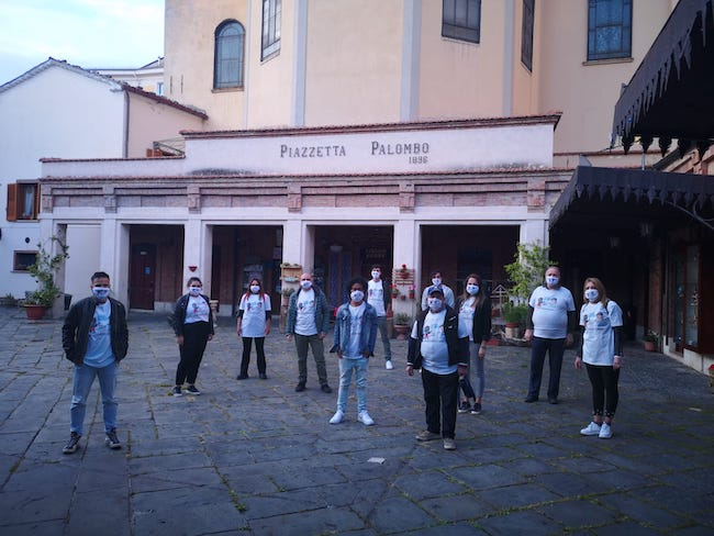ragazzi unitalsi a Campobasso
